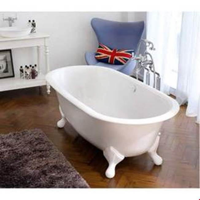 Victoria And Albert Clawfoot Soaking Tubs item RAD-N-xx-OF + FT-RAD-AB