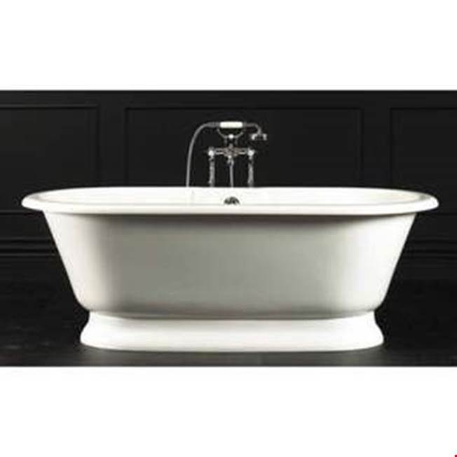 Victoria And Albert Free Standing Soaking Tubs item YOR-N-xx-OF + YOR-B-xx