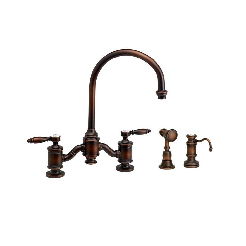 Waterstone Bridge Kitchen Faucets item 6300-2 DAP