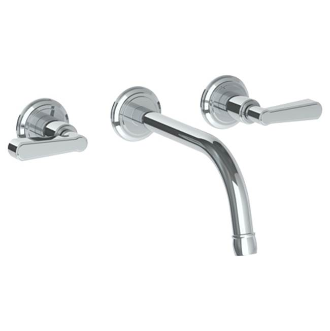 Watermark Wall Mounted Bathroom Sink Faucets item 30-2.2-TR24-RB