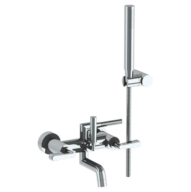 Watermark Wall Mounted Bathroom Sink Faucets item 30-5.2-TR24-RB
