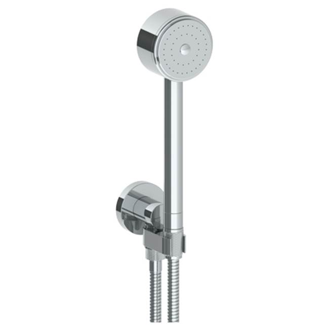 Watermark Arm Mount Hand Showers item 31-HSHK4-PT