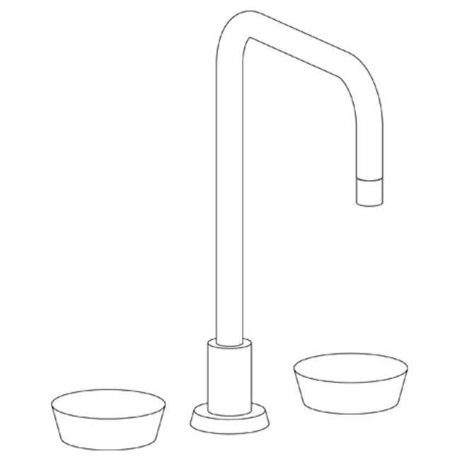 Watermark Deck Mount Kitchen Faucets item 36-7-IW-AGN