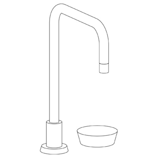 Watermark Deck Mount Kitchen Faucets item 36-7.1.3-IW-PC