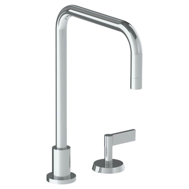 Watermark Deck Mount Kitchen Faucets item 37-7.1.3-BL2-SPVD