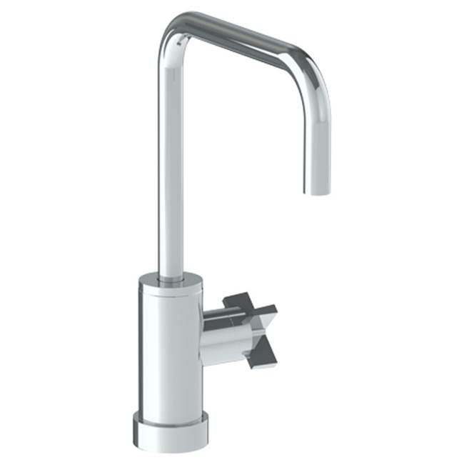 Watermark Deck Mount Kitchen Faucets item 37-7.3-BL3-PN
