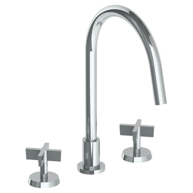 Watermark Deck Mount Kitchen Faucets item 37-7G-BL3-MB