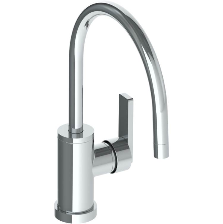 Watermark Deck Mount Kitchen Faucets item 70-7.3G-RNS4-RB