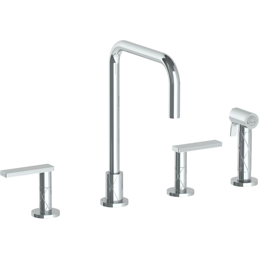 Watermark Deck Mount Kitchen Faucets item 71-7.1-LLD4-AB