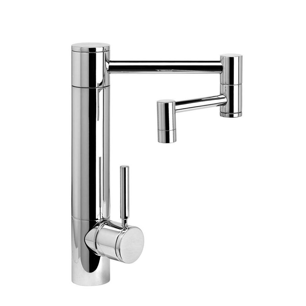 Waterstone Single Hole Kitchen Faucets item 3600-12-PB