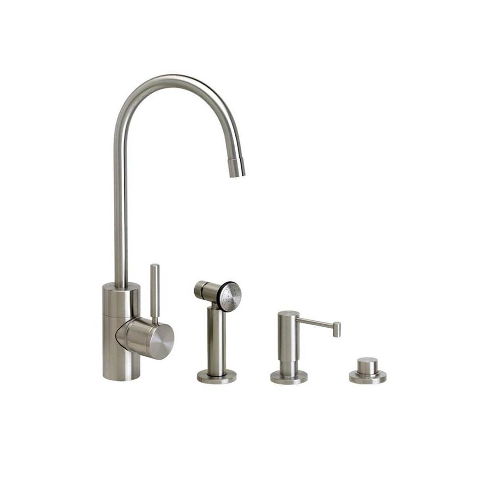 Waterstone Single Hole Kitchen Faucets item 3900-3-WC