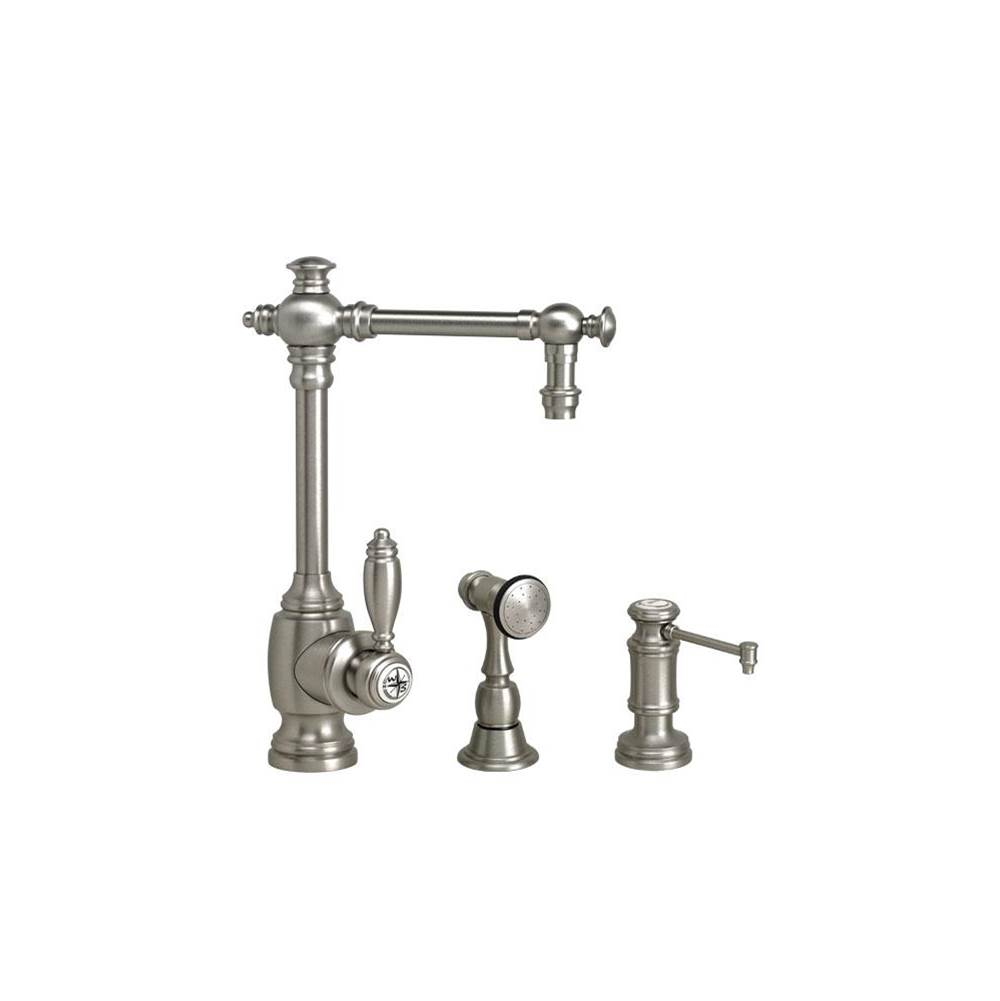 Waterstone Single Hole Kitchen Faucets item 4700-2-SN