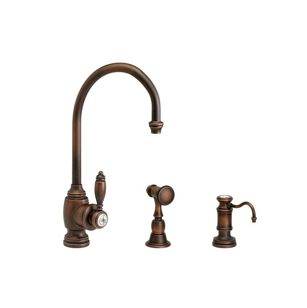 Waterstone Single Hole Kitchen Faucets item 4900-2-PC
