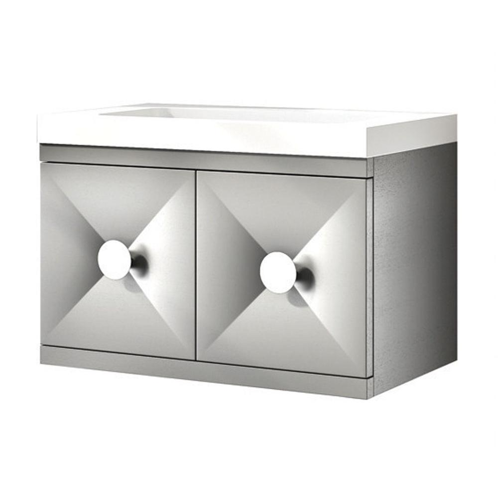 Ryvyr Wall Mount Vanities item V-ARAS-80MDG