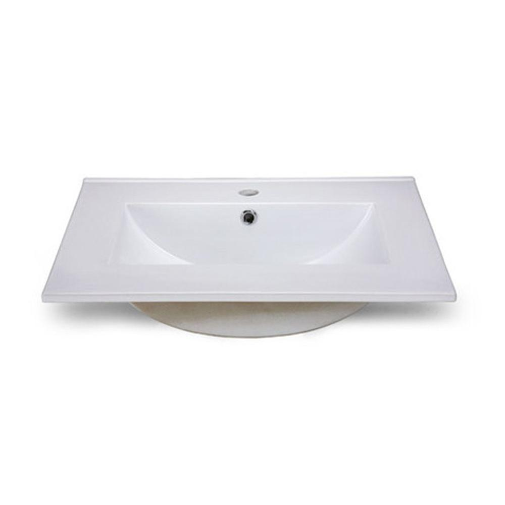 Briggs Bathroom Sinks : Drop in Ryvyr Sinks Bathroom Sinks Kitchens and Baths by Briggs ...