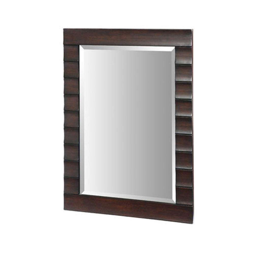 Ryvyr Rectangle Mirrors item M-WAVE-24DE