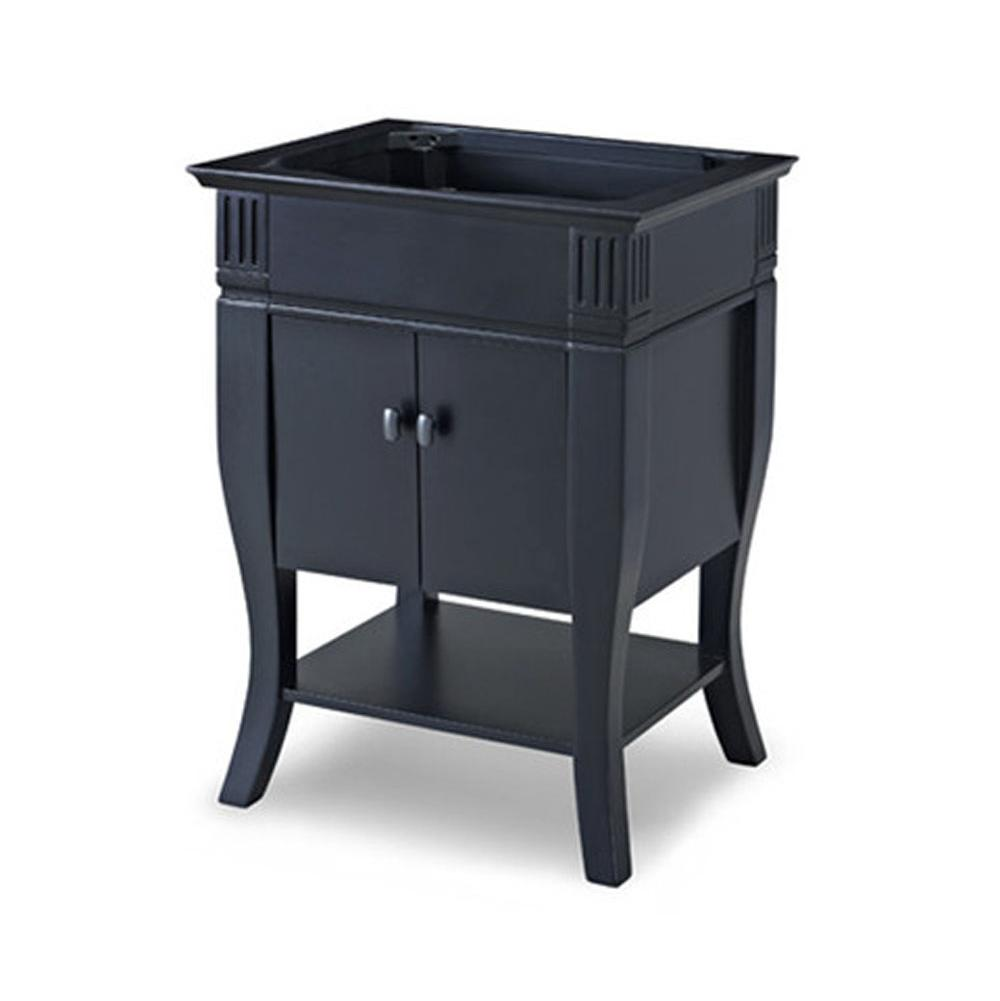 Ryvyr Floor Mount Vanities item V-COLORADO-DR24BK